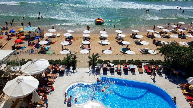 Хотелски комплекс Афродита - Почивка